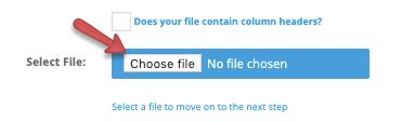 guest upload - choose file