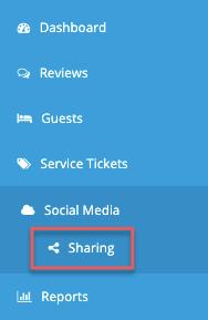 menu - sharing